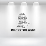 Inspector West Logo - Entry #118