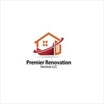 Premier Renovation Services LLC Logo - Entry #185