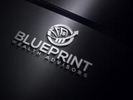Blueprint Wealth Advisors Logo - Entry #258