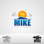 Mike the Poolman  Logo - Entry #119