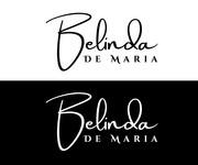Belinda De Maria Logo - Entry #252