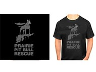 Prairie Pit Bull Rescue Logo - Entry #25