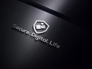 Secure. Digital. Life Logo - Entry #96