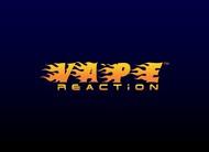 Vape Reaction Logo - Entry #39
