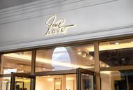 Four love Logo - Entry #320