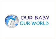 Logo for our Baby product store - Our Baby Our World - Entry #118