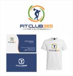 Fit Club 365 Logo - Entry #34