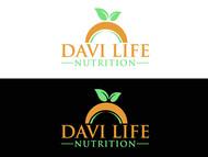 Davi Life Nutrition Logo - Entry #814
