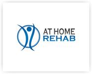 At Home Rehab Logo - Entry #74
