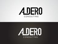 Aldero Consulting Logo - Entry #120