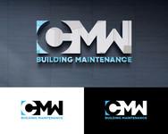 CMW Building Maintenance Logo - Entry #466