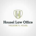Housel Law Offices  : Theodore F.L. Housel Logo - Entry #80