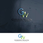 Gordon Wealth Logo - Entry #52