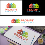 Prompt Home Care Logo - Entry #187