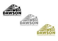 Dawson Transportation LLC. Logo - Entry #5