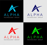 Alpha Technology Group Logo - Entry #50