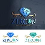 Zircon Financial Services Logo - Entry #350