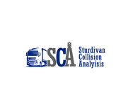 Sturdivan Collision Analyisis.  SCA Logo - Entry #215
