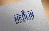 Medlin Wealth Group Logo - Entry #186