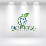 RK medical center Logo - Entry #271