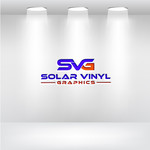 Solar Vinyl Graphics Logo - Entry #235