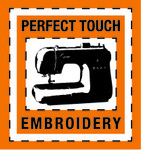 Perfect Touch Embroidery Logo - Entry #47