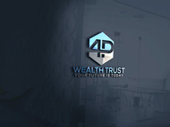 4P Wealth Trust Logo - Entry #321
