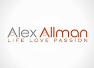 Alex Allman Logo - Entry #32