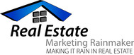 Real Estate Marketing Rainmaker Logo - Entry #42