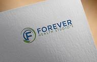 Forever Health Studio's Logo - Entry #15