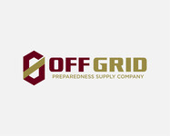 Off Grid Preparedness Supply Company Logo - Entry #13