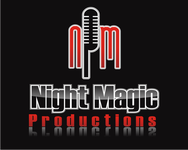 Night Magic Productions Logo - Entry #2