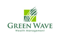 Green Wave Wealth Management Logo - Entry #414