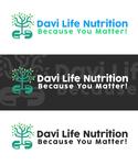 Davi Life Nutrition Logo - Entry #469