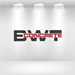 BWT Concrete Logo - Entry #460