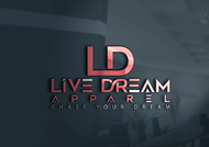 LiveDream Apparel Logo - Entry #388