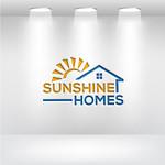 Sunshine Homes Logo - Entry #258