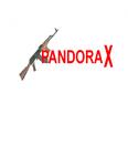 Pandora X Logo - Entry #63