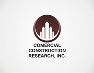 Commercial Construction Research, Inc. Logo - Entry #184