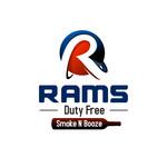 Rams Duty Free + Smoke & Booze Logo - Entry #354