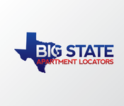 Big State Apartment Locators Logo - Entry #11