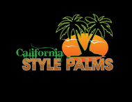 California Style Palms Logo - Entry #15
