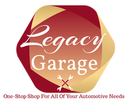 LEGACY GARAGE Logo - Entry #132