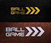 Ball Game Logo - Entry #46