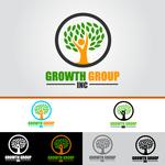 Growth Group Inc. Logo - Entry #29