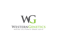Western Genetics Logo - Entry #70