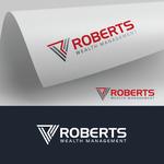 Roberts Wealth Management Logo - Entry #345