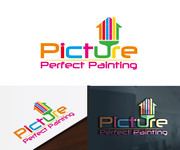 Picture Perfect Painting Logo - Entry #97