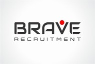 Brave recruitment Logo - Entry #107