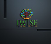iWise Logo - Entry #250